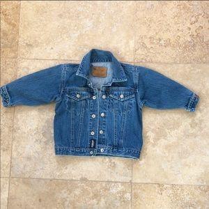 Vintage OshKosh Long Sleeve Denim Jean Jacket